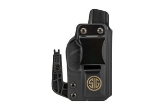 BlackPoint Tactical SIG Sauer P365 DualPoint AIWB holster for right handed shooters.