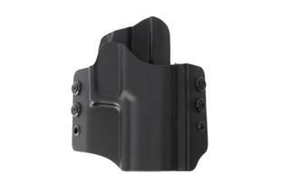 HSGI's OWB Holster securely holds your compact SIG Sauer pistol, perfect for right handed draw