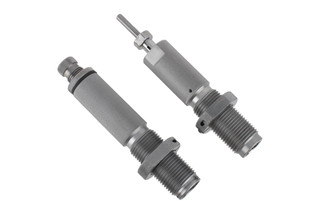 Hornady Custom Grade 300 Win Mag Die Set is precision machined from steel