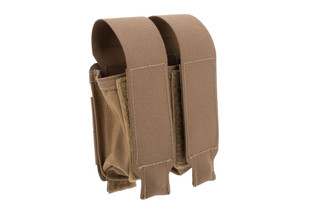 Blue Force Gear Double 40mm Grenade Pouch in Coyote Brown