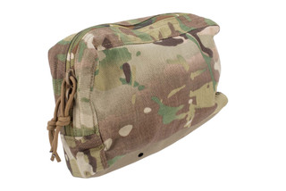 Blue Force Gear medium horizontal utility pouch comes in multicam