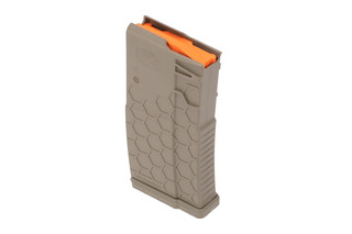Hexmag SR25 magazine comes in flat dark earth