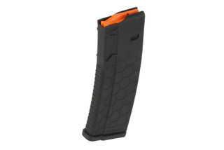 The Hexmag 10/30 10 round magazine for 5.56 AR-15 is made from reinforced polymer