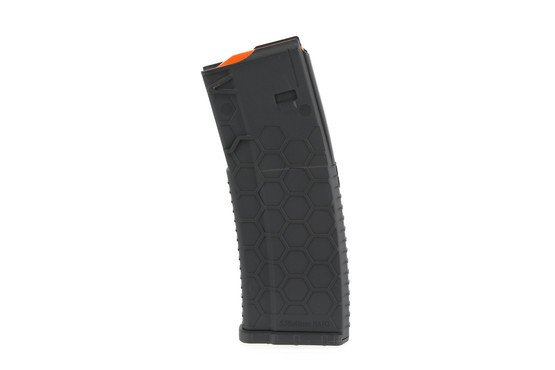 The Hexmag 15 round magazine for AR15 rifles is designed to look like a 30 round magazine