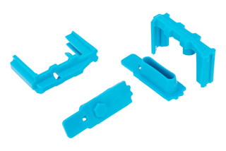 Hexmag HexID magazine Identification kit comes in blue