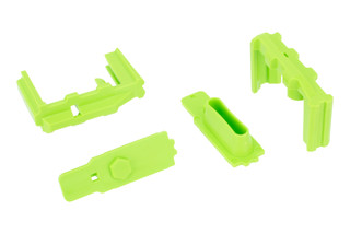 Hexmag Hexid magazine identification kit comes in green