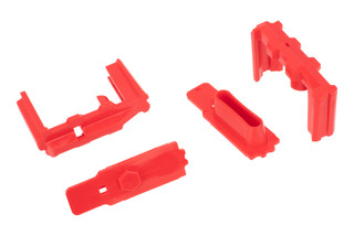 Hexmag hexid magazine identification kit comes in red
