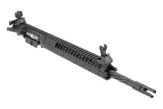 LWRC Individual Carbine SPR complete upper receiver features a short stroke gas piston
