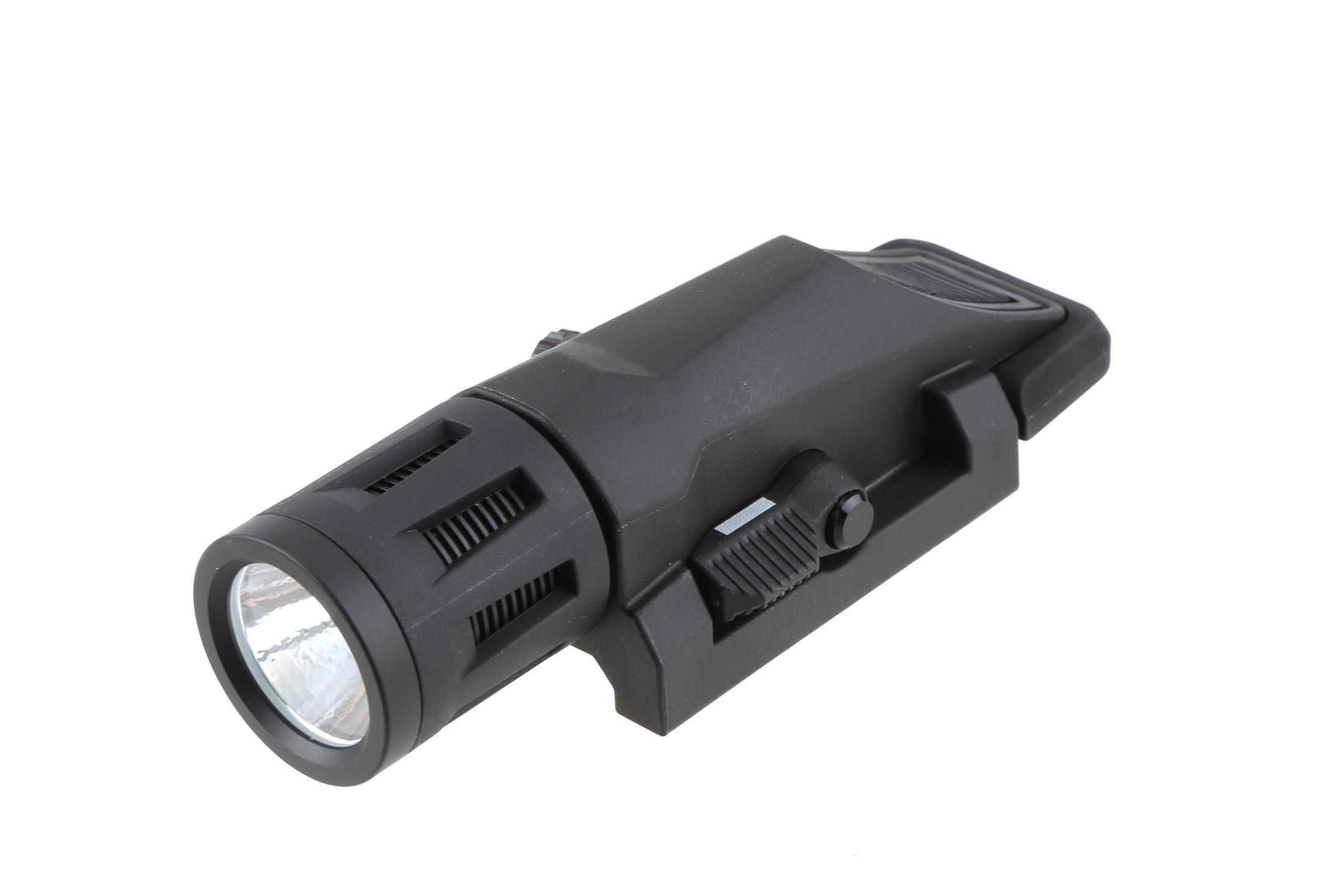 Inforce lights are made from reinforced polymer and are shockproof and water proof