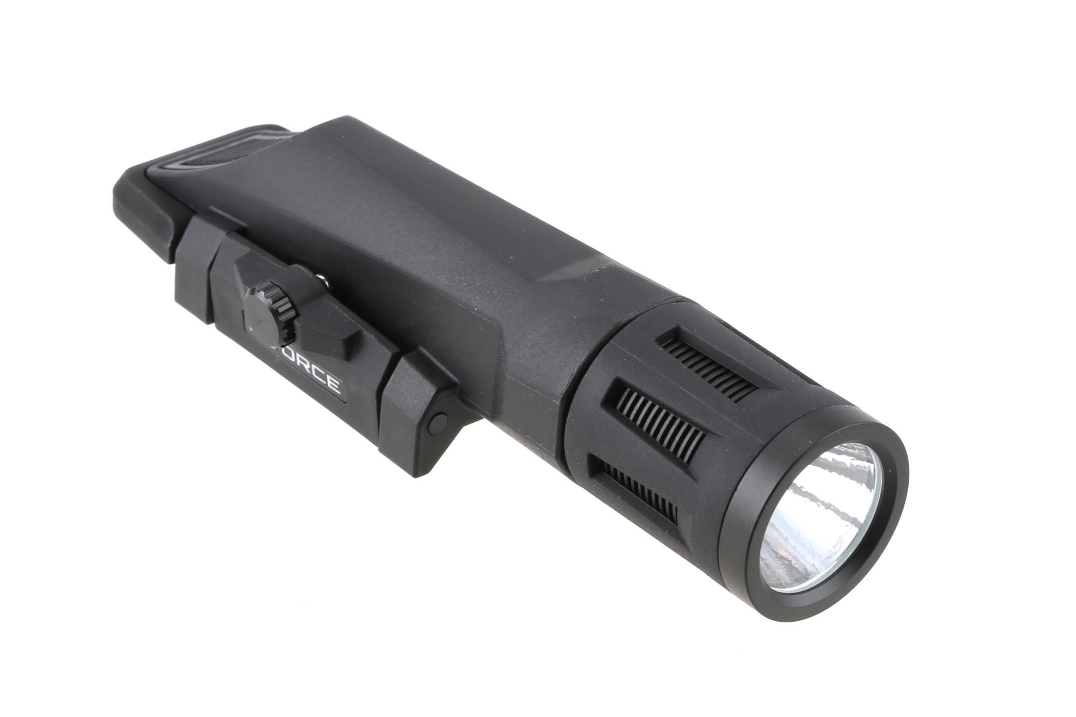 m lok flashlight
