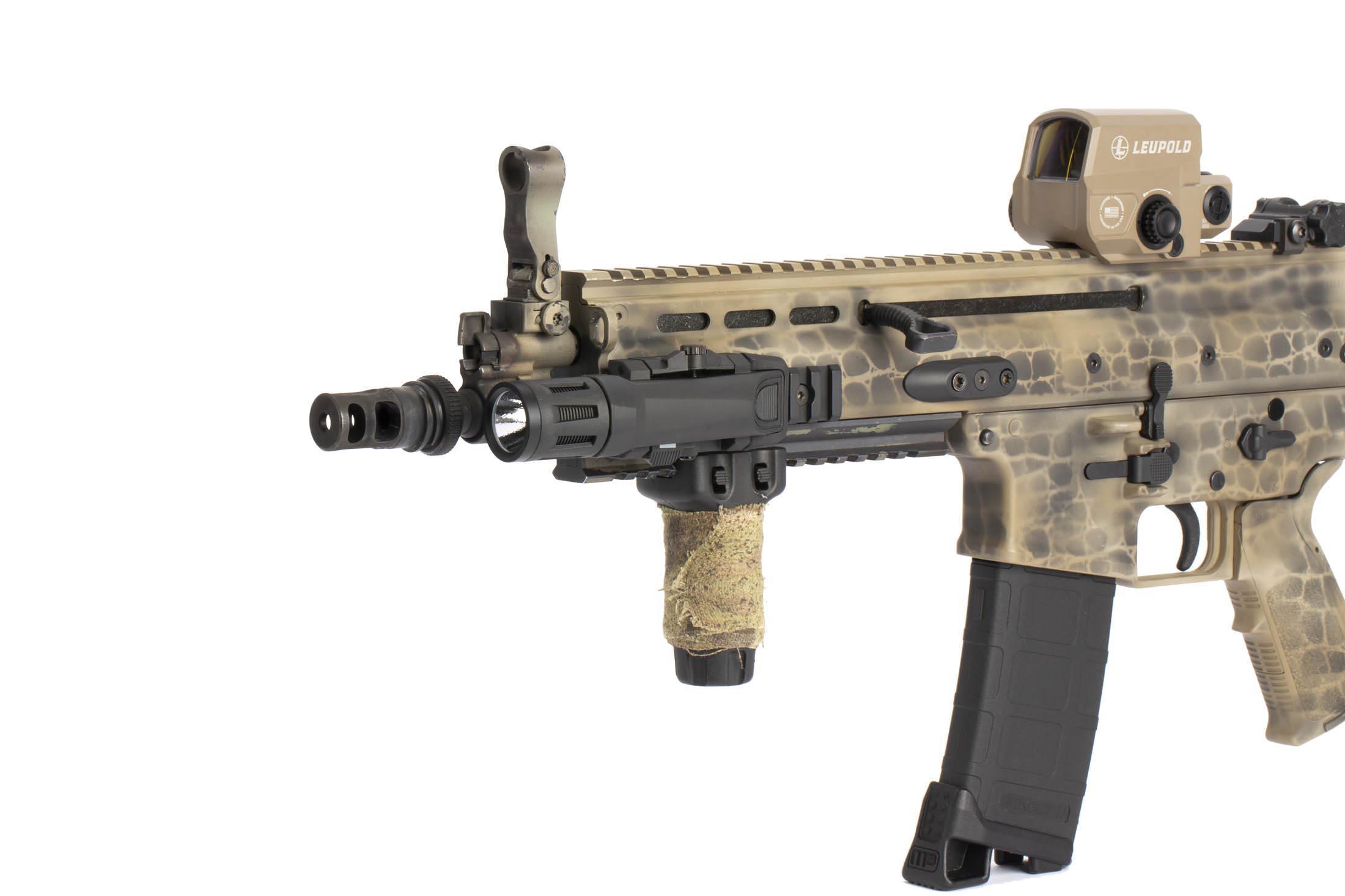 inforce wmlx gen 2 weapon mounted light 800 lumens black inf wx 05 1