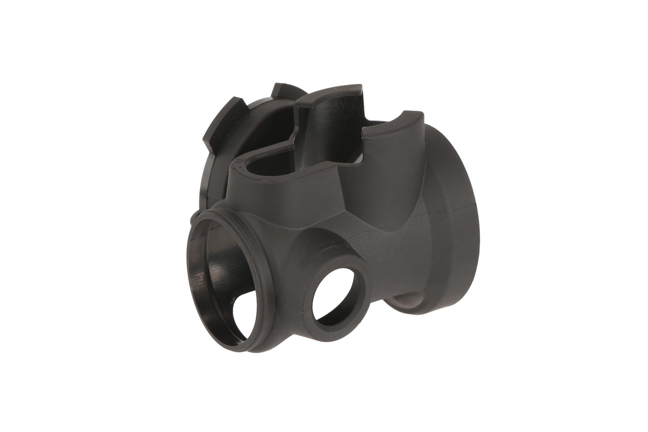 The Tango Down iO cover for Trijicon MRO optics protects against adverse weather