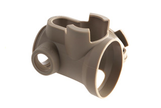 The Tango Down iO Trijicon MRO Cover is made from polymer and comes in FDE