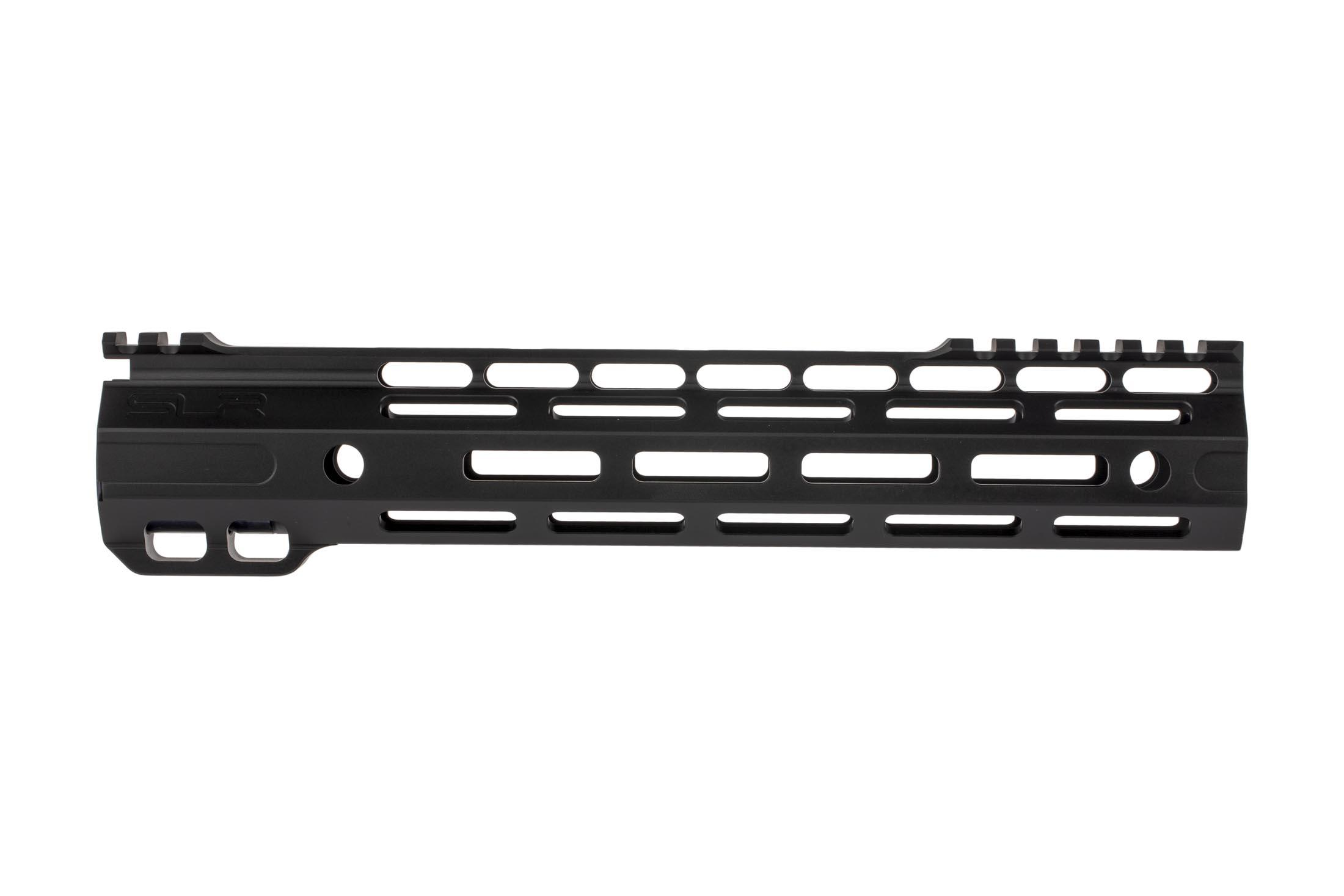 The SLR Rifleworks Ion Ultra Lite handguard is designed for building a lightweight ar15 carbine