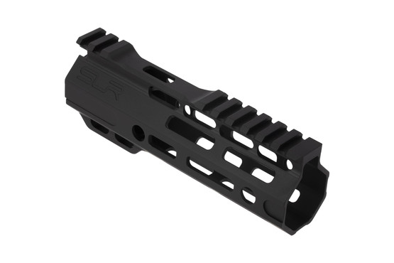 The SLR Rifleworks Ion Ultra Lite 6.25 handguard is designed for short barrel rifles