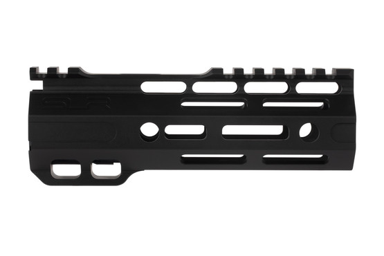 The SLR Rifleworks Ion Ultra Lite handguard features a free float design to help improve accuracy