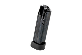 The Beretta PX4 Storm Full Size Magazine holds 20 rounds of 9mm ammunition