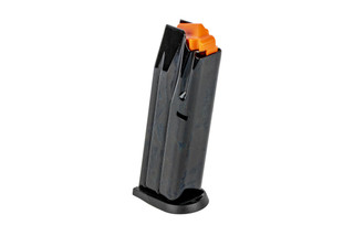 The Beretta PX4 Storm Compact Magazine holds 15 rounds of 9mm ammunition