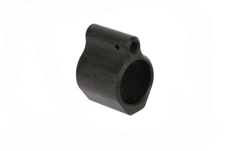The KAK Industry low profile gas block .750 inch is machined from 4140 steel