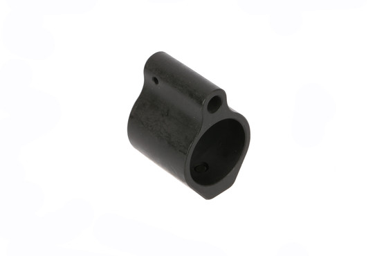 The KAK Industry low profile AR-15 gas block can be used with a variety of gas system lengths