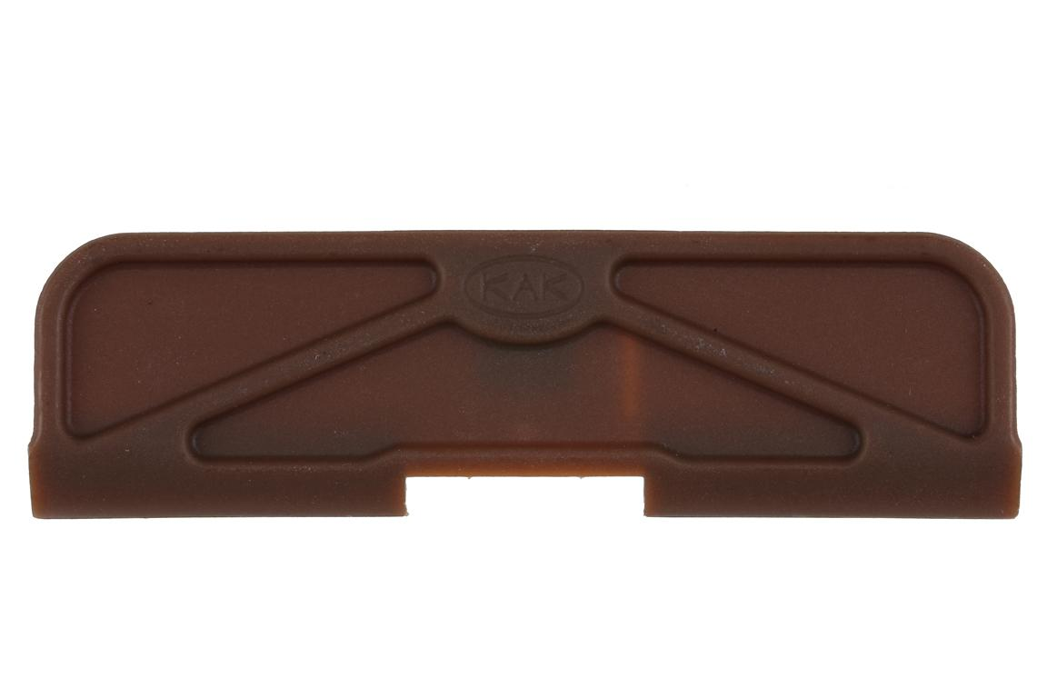 KAK Industry AR-15 Polymer Ejection Port Cover Kit - Brown