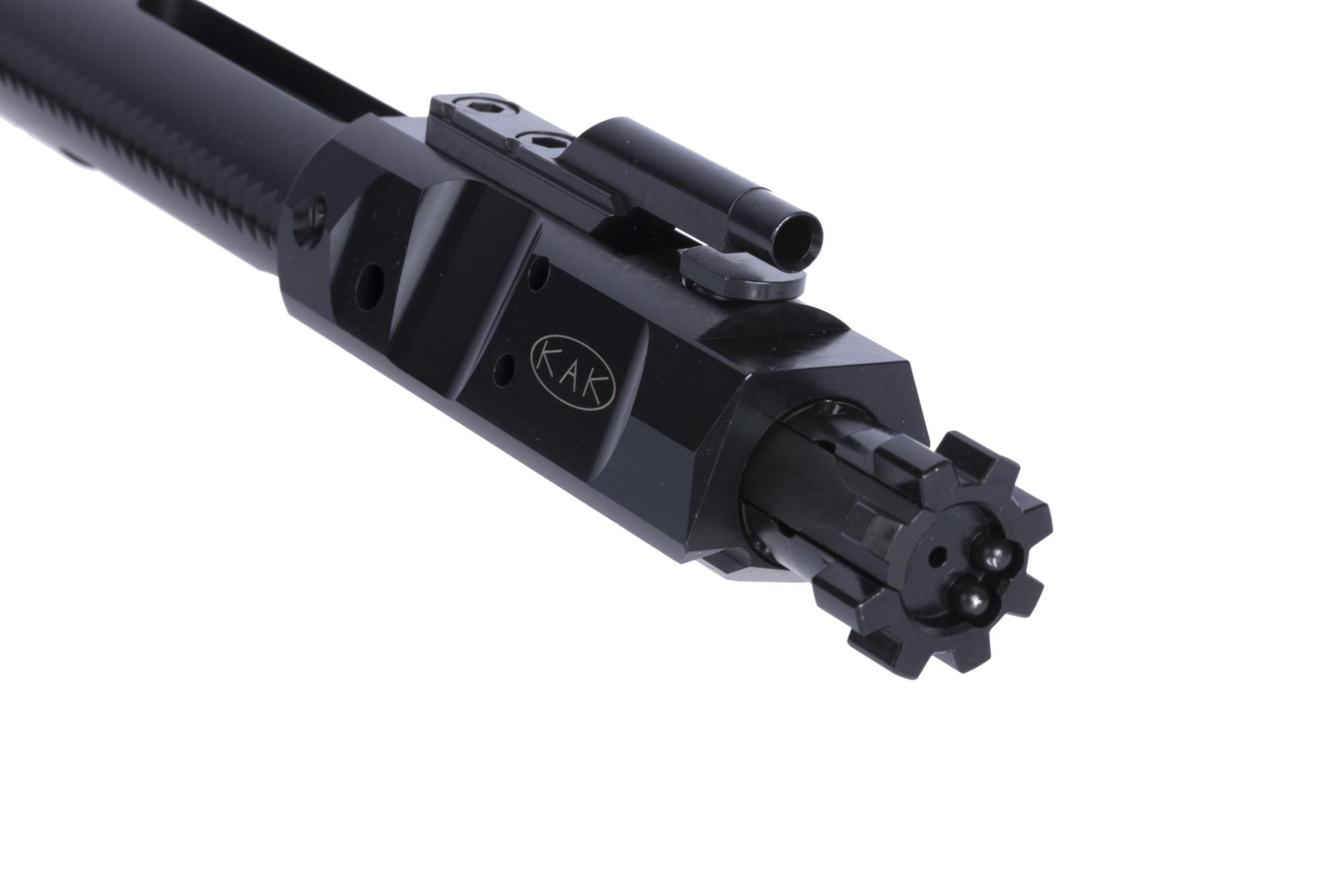 KAK Industry LR-308 Double Ejector Complete Bolt Carrier Group