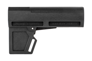 The Shockwave Blade 2M Pistol Stabilizer is compatible with Mil-Spec buffer tubes