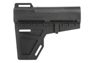 The pistol stabilizer is a replacement for your AR15 buttstock to turn your rifle into a pistol
