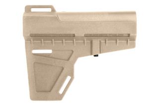The shockwave blade pistol stabilizer replaces your ar15 buttstock so you can legally have a pistol length AR-15