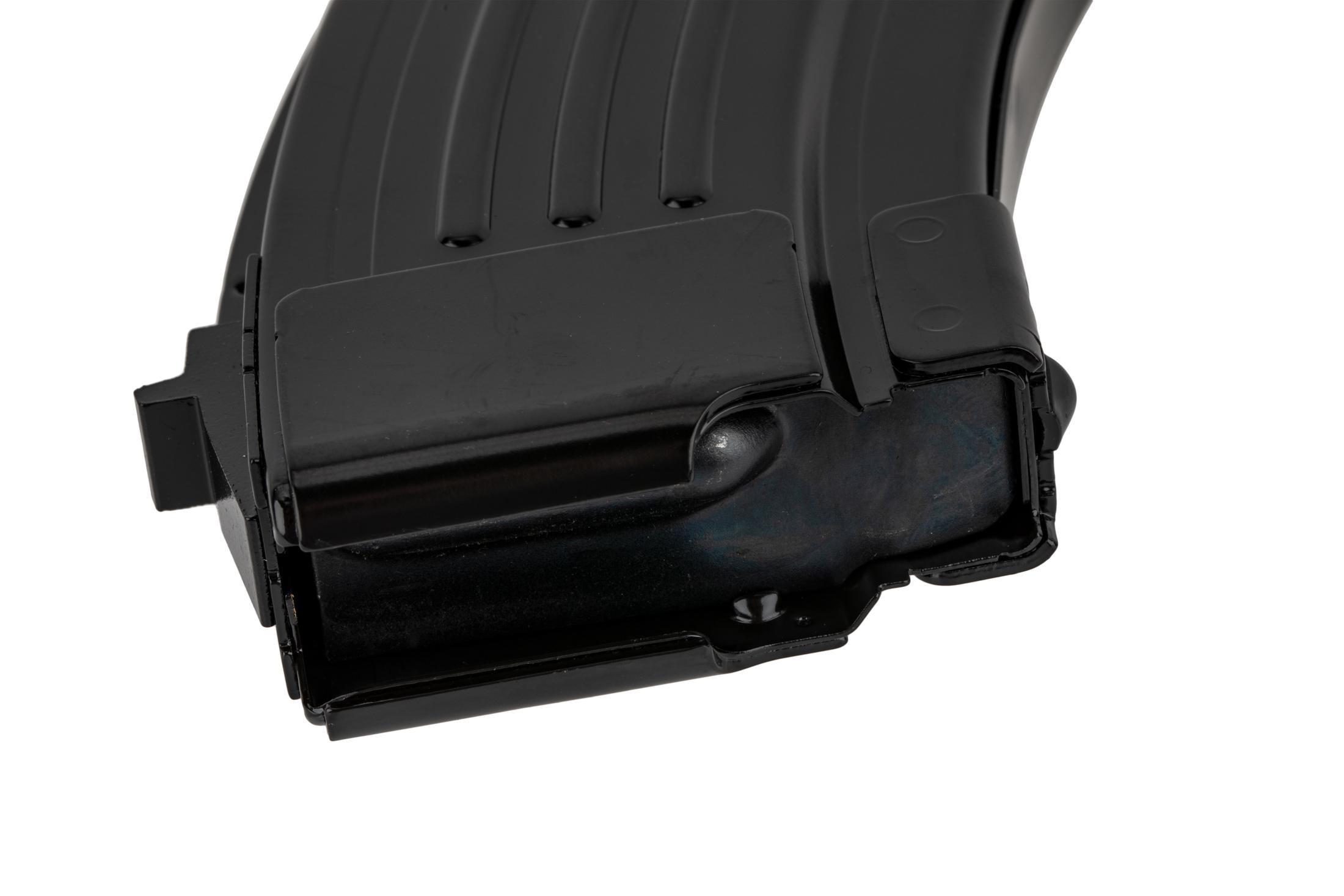 The KCI ak47 magazine 30 round features last round bolt hold open functionality