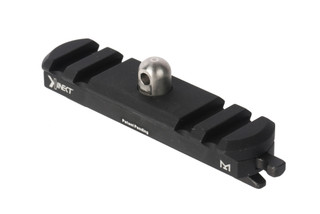 Kinetic Development Group's Kinect quick detach M-LOK mount for Harris Bipods
