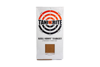Tannerite Kill Shot Target stands are designed for holding binary targets and come in a pack of 4