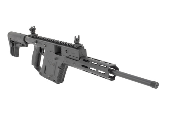 "Kriss Vector .22 LR carbine with M-LOK handguard and 16"" barrel."