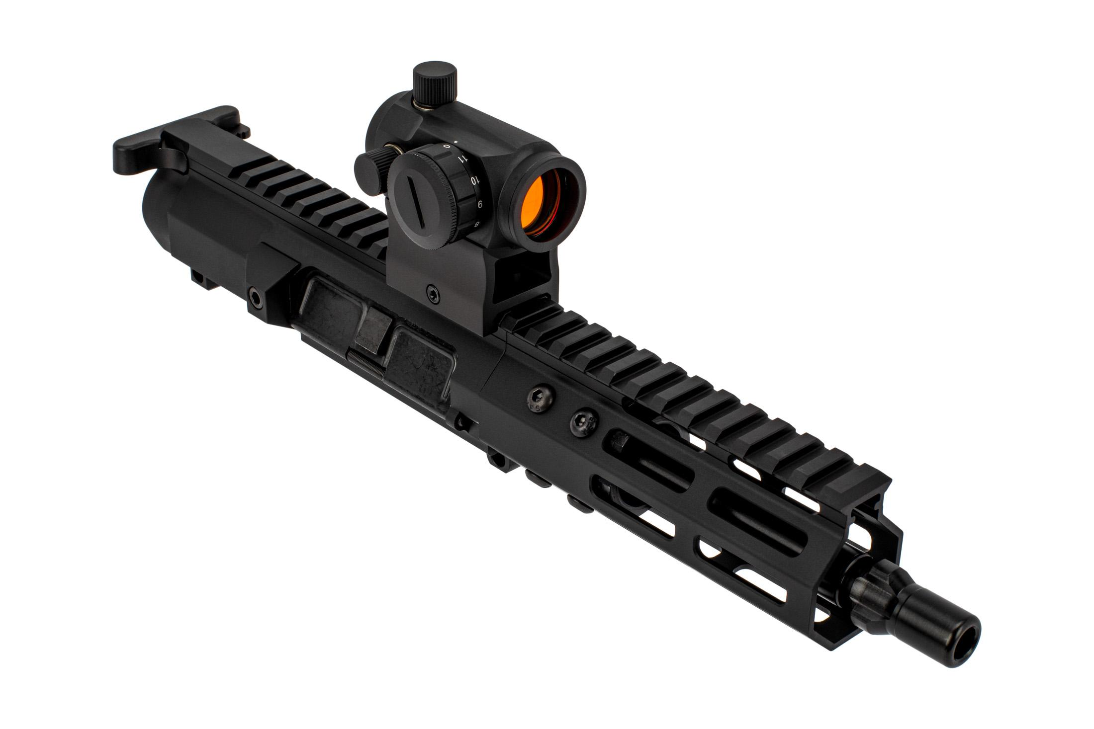 Buy 7 FM Products Glock Style PCC 9mm Upper Get A Free Primary Arms Red Dot