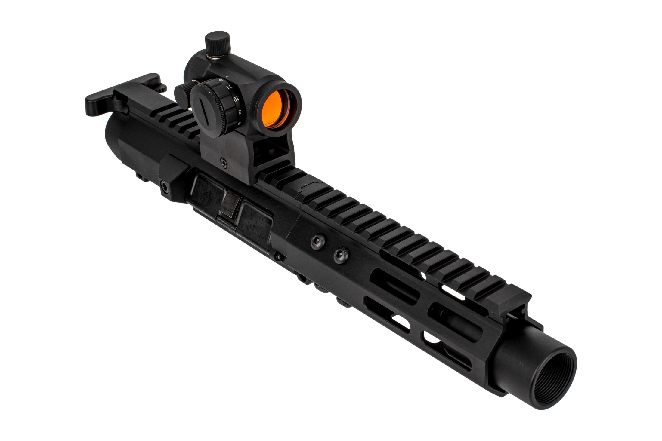 Buy 5 FM Products Glock Style 9mm Upper Get Free Primary Arms Red Dot