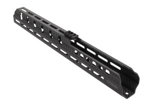 Lancer Systems MCX Carbon Fiber Handguard 18 inch is designed for the rifle version
