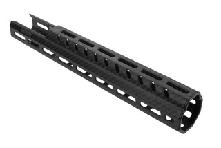 Lancer Systems SIG MPX Carbon Fiber Handguard 14 inch features M-LOK slots