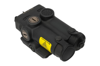 Holosun LE117-RD Red Laser Aiming Device features a fully Titanium construction
