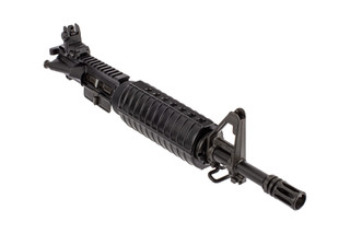 "Colt 11.5"" 5.56 NATO LW Complete Upper with Front Sight Base features a 7075-T6 aluminum upper receiver"