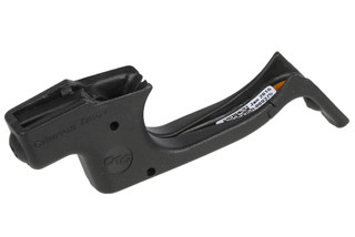 The Crimson Trace Laserguard red laser trigger guard for Kel-Tec PF9 is quick and easy to use