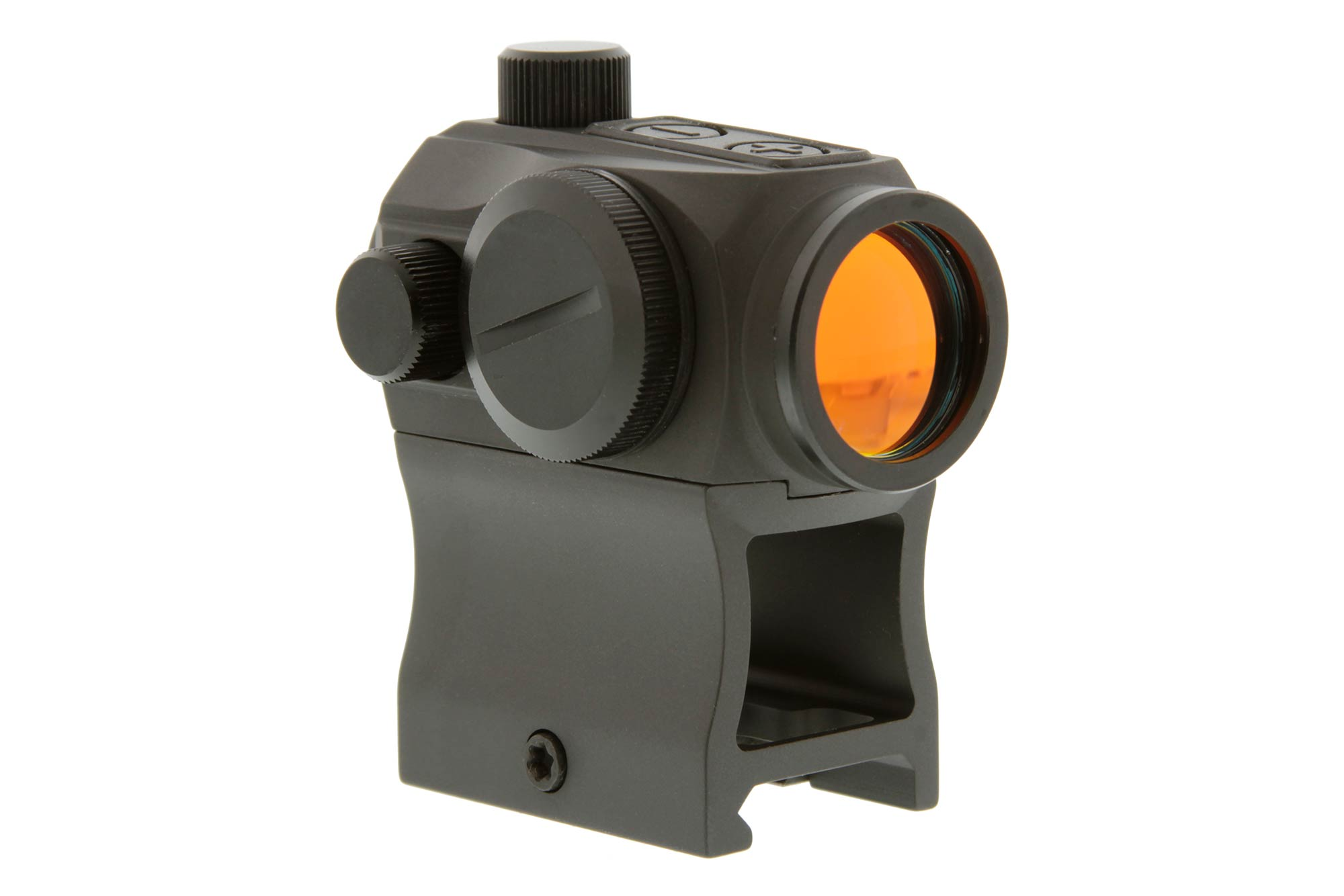 The Primary Arms lower 1/3 cowitness micro dot riser mount is extremely durable and guaranteed to hold zero