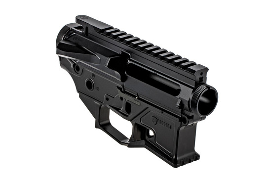 The Fortis License Matched Ambidextrous Receiver Set AR15 is machined from 7075-T6 aluminum