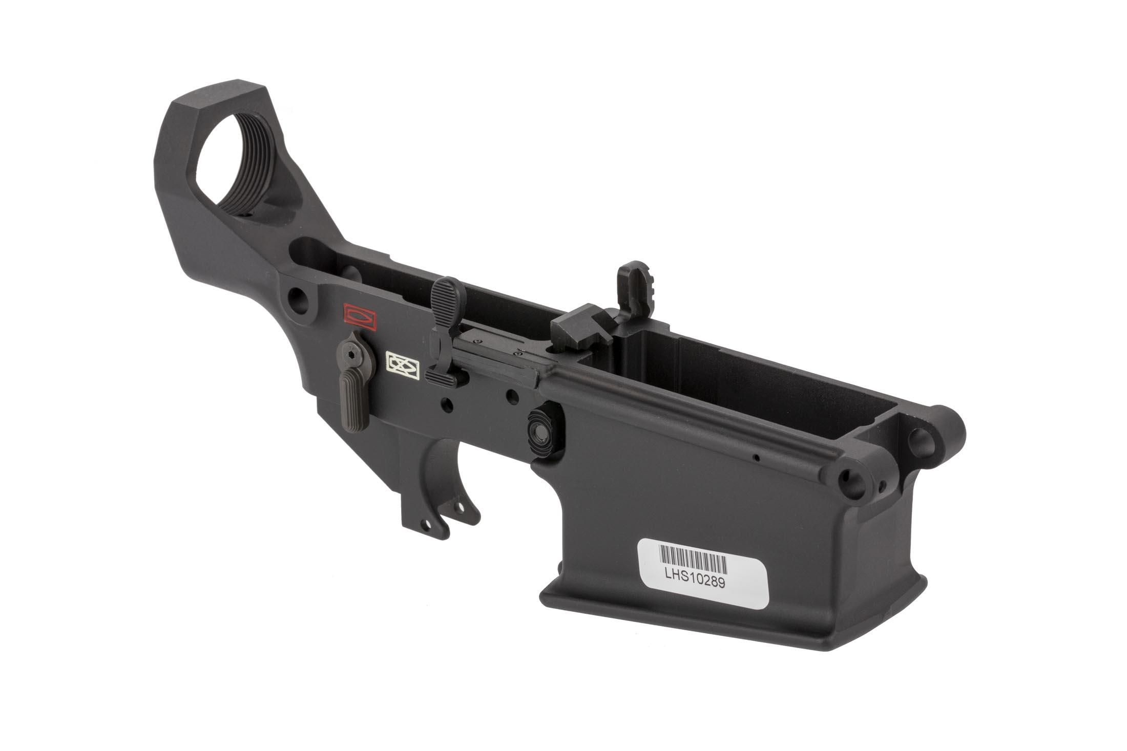 LMT  308 MARS-H Stripped Lower Receiver