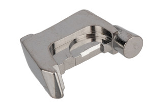 The Lone Wolf Alpha Wolf Stainless Steel Glock Extractor is a drop in replacement for most models