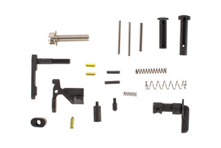 Sionics AR 15 Builders lower parts kit LPK only includes the essentials