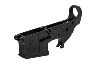 The Zev Technologies Forged AR15 stripped lower receiver is made from 7075-T6 aluminum