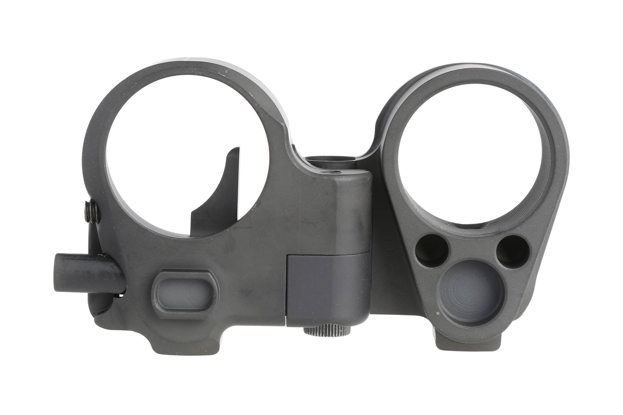 The Law Tactical AR Folding Stock Adapter Gen 3-M makes your ar-15 and ar-308 into a compact weapon system for storage