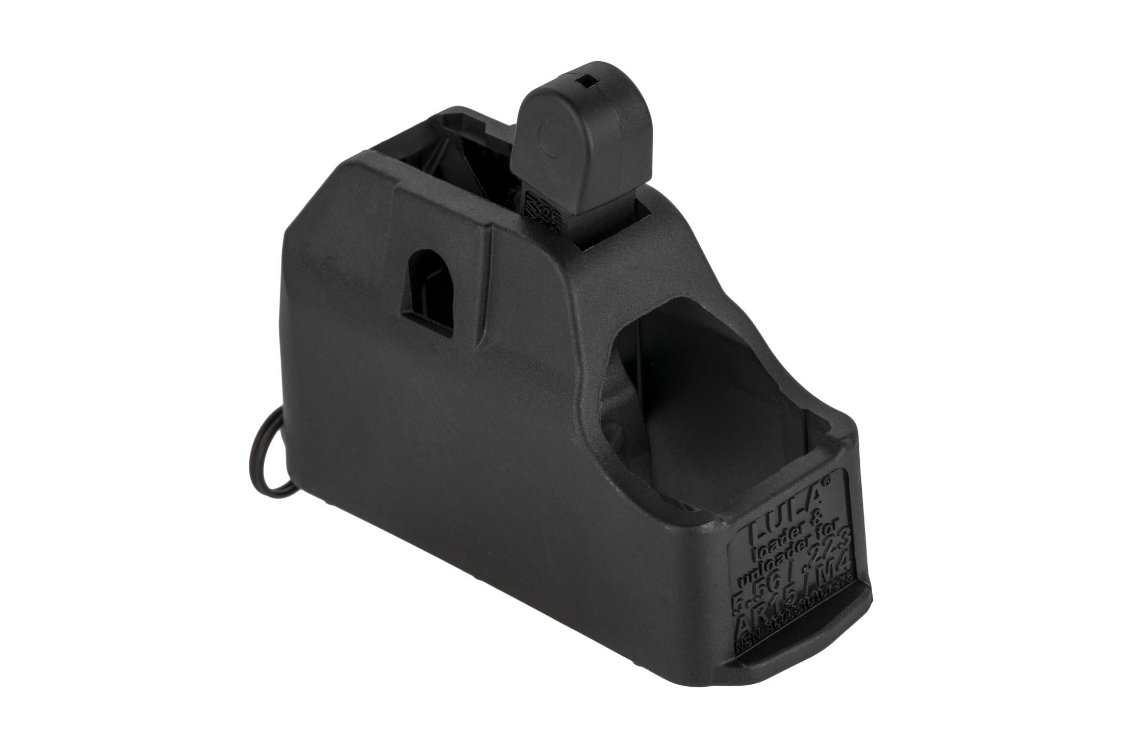 MagLula Ltd AR-15 / M4 loader and unloader is lightweight and compact to fit in any range bag.