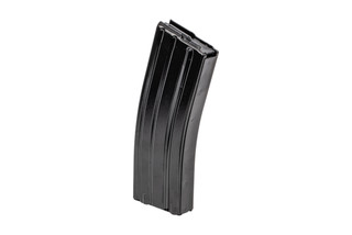 Alexander Arms .50 Beowulf magazine holds 10 rounds of ammunition