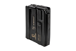 Alexander Arms 4 round 50 Beowulf magazine is made from steel